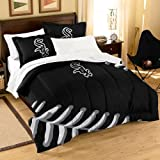 MLB Chicago White Sox Twin/Full Size Comforter with Sham Set