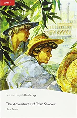 Penguin Readers 1: Adventures of Tom Sawyer, The Book & CD Pack: Level 1 Pearson English Graded Readers - 9781405878005: Amazon.es: Twain, Mark: Libros en idiomas extranjeros