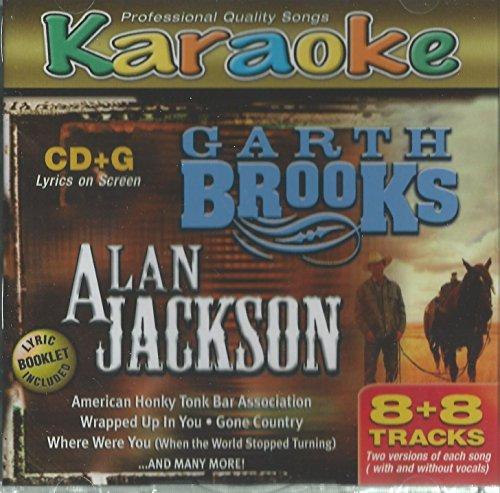Karaoke Bay Garth Brooks & Alan Jackson 8x8 Multiplex - Bay Brook