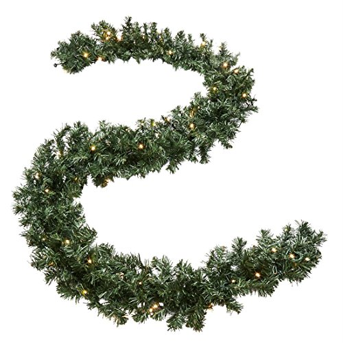 Outdoor Lighted Christmas Wreath Cordless - 5