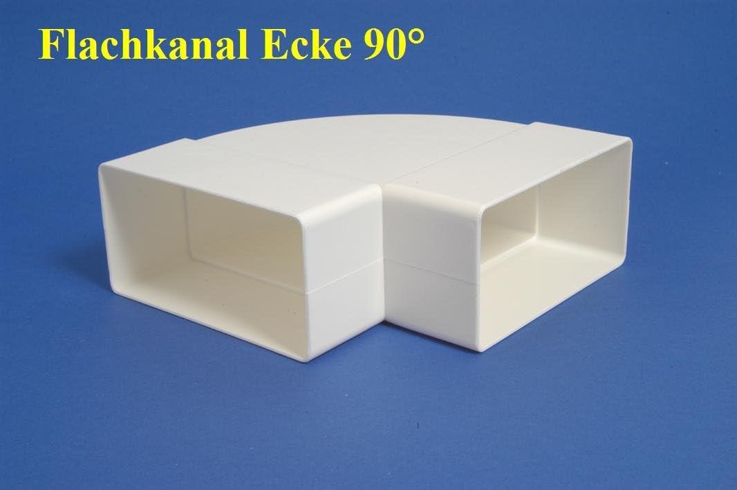 L/üftungskanal Flachkanalsystem Rohrkanal Abluftkanal Rohrkanal Flachkanal zubeh/ör T-St/ück DN100