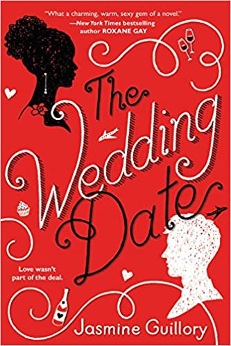 The wedding date jasmine guillory 9780399587665 amazon books fandeluxe Image collections