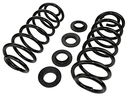 Amazon Com Moog 81479 Coil Spring Set Automotive