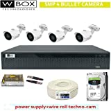 Buy W-Box honeywell 720P HD CCTV Camera Online at Low Price in India