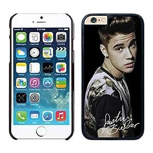 New Custom Design Cover Case For iphone 6 plus Justin Bieber iphone 6 plus 5.5 TPU inch Phone Case 036 WANGJING JINDA