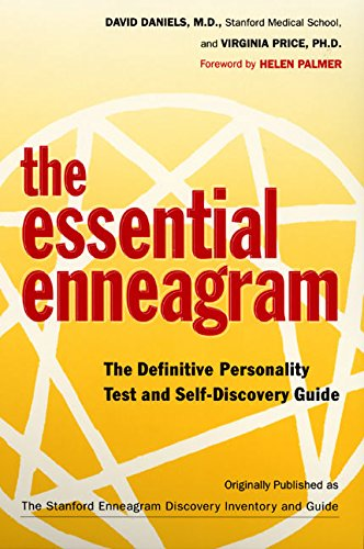 The Essential Enneagram: The Definitive Personality Test and Self-Discovery Guide PDF ePub fb2 book