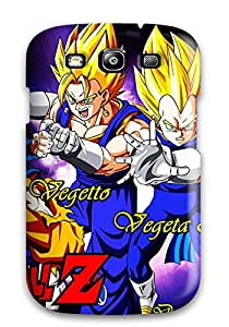 Hot Style UajubHs11094kAKqP Protective Case Cover For Galaxys3(vegito And Gogeta )