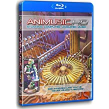 Animusic HD - Stunning Computer - Animated Music - Blu-ray