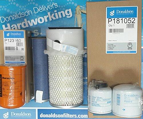 Bobcat Filter Kit Maintenance 753 763 763 773 Skid Steer from Donaldson