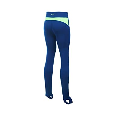 fcf9bae9e6af0 Amazon.com : Under Armour Girls' Finale Legging : Clothing