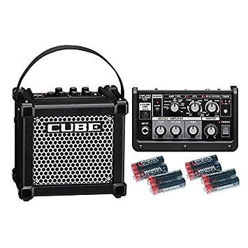 "Roland Micro Cube GX de 3 vatios de 1 canal 1x5"" Amplificador combinado de guitarra"