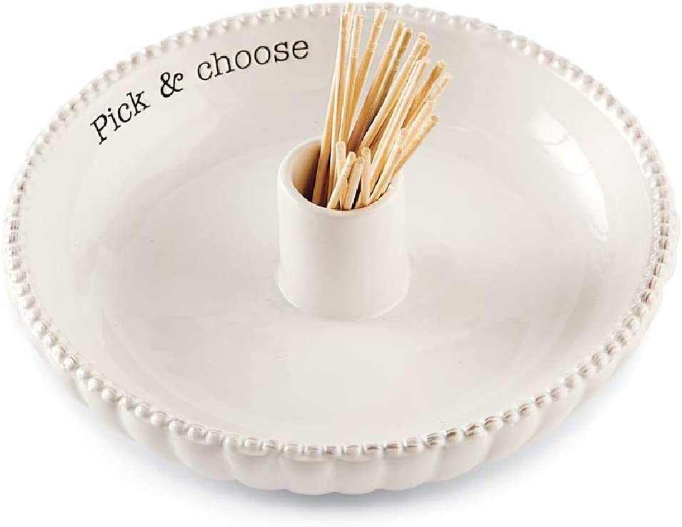 Mud Pie Pick and Choose Toothpick Set of 2