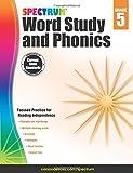 Spectrum Word Study and Phonics, Grade 5, , 1483811867