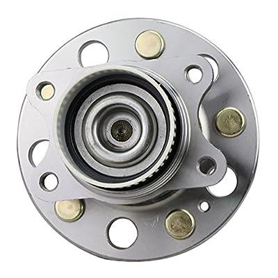 Bodeman - Pair 2 Rear Wheel Bearing and Hub Assembly for 2010-2014 Hyundai Sonata/ 2009-2015 Tucson/ 2011-2015 Kia Optima - 2WD ONLY | 512437: Automotive