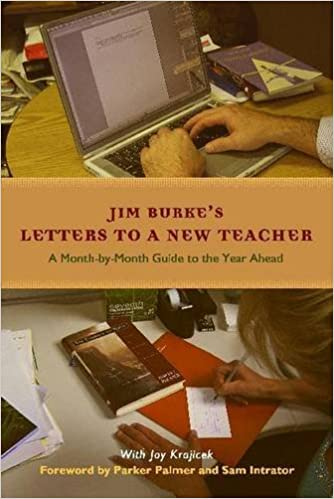 Amazon com: Letters to a New Teacher: A Month-by-Month Guide