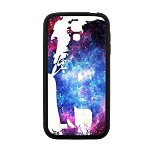 Diy Yourself Abstract elephant and skull cell phone for XevAEeWzxbv For Case HTC One M7 Cover