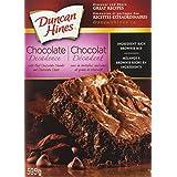 Duncan Hines Premium Brownie Mix, Chocolate Decadence, 595g