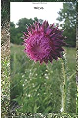 Thistles: Journal (Wildflowers) Paperback