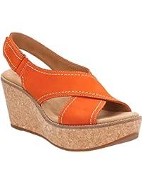 Womens Tulip Open Toe Casual Slingback Sandals
