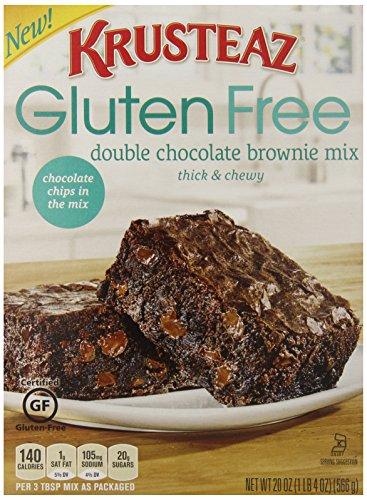 gluten free brownies - 3