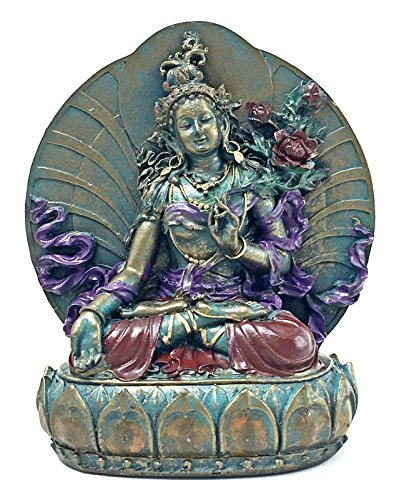 - Bellaa 25327 Tara Statues Goddess of Compassion Longevity 6inch