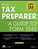 Wiley Tax Preparer: A Guide to Form 1040