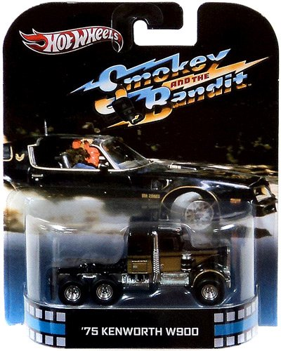 2013 Hot Wheels Retro Entertainment Smokey and the Bandit...