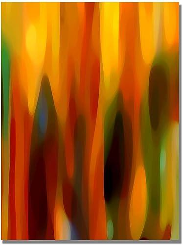 Forest Sunlight Vertical