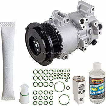 AC Compressor w/A/C Repair Kit For Toyota RAV4 2006 2007 - BuyAutoParts 60-81161RK NEW