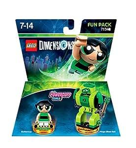 LEGO Dimensions Powerpuff Girls Fun Pack TTL