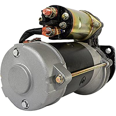 DB Electrical SNK0030 Starter For John Deere Backhoe 210C 300D 315C Combines 4420 Cotton Pickers 482 484 7445 7450 9910 9930 Crawlers 450E 455E Skidders 440C Tractors 410C 410D Windrowers 3430 /TY6620: Automotive