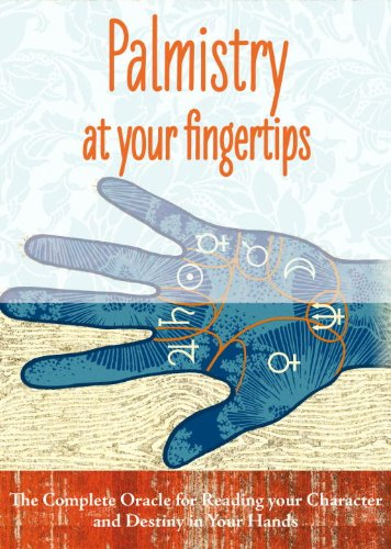Palmistry Cards - Palmistry at Your Fingertips: The Complete Oracle for Reading Your Character and Destiny in Your Hands