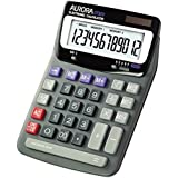 DT85V Compact Desktop Calculator, 12-Digit LCD
