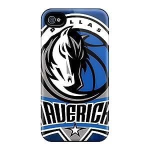 Hot Tpye Dallas Mavericks Case Cover For Iphone 4/4s