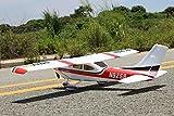 FMS 1100mm Sky Trainer 182 RED RTF V2