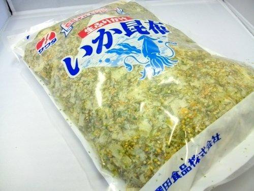 いか昆布1kg入り ごはんがすすむ!特選いか昆布(いかこん)北海道産特選1kg業務用パック