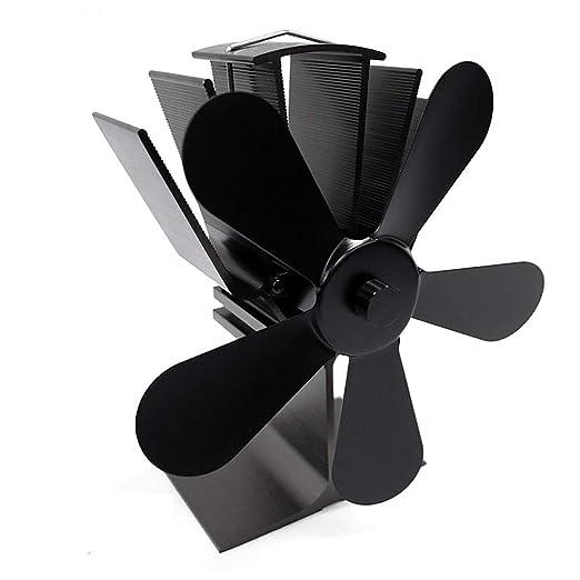Ventilador impotente para estufas de leña para estufas, estufa con ...