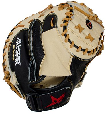 All-Star Sports Men's Cm3030 Baseball Catcher's Mitts by All-Star
