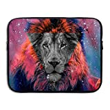 Red Lion Laptop Sleeve Egiant Waterproof Protective Fabric Notebook Bag Case 13 Inch