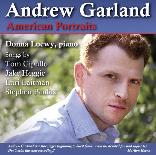 American Portraits : Andrew Garland