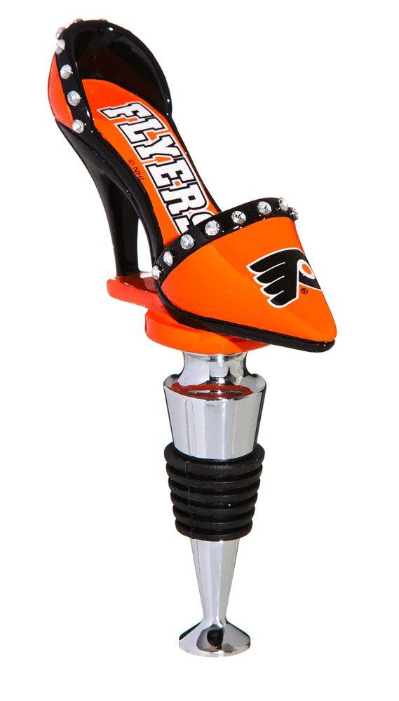 Philadelphia Flyers High Heel Shoe Wine Bottle Stopper