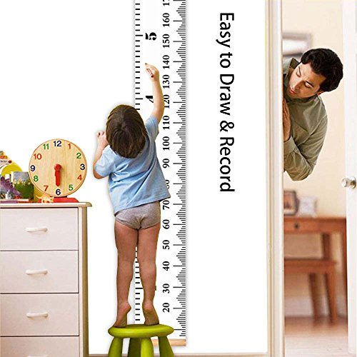 Thincowin Wall Growth Chart Wall Hanging Height Chart For Baby Wall