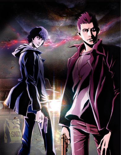 (Supernatural: The Anime Series [Blu-ray])