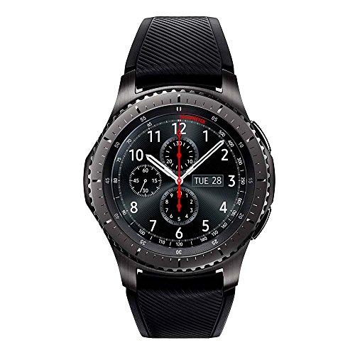Samsung-Gear-S3-Frontier-Reloj-inteligente-color-gris-oscuro-importado