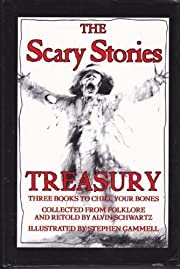 The Scary Stories Treasury de Alvin Schwartz
