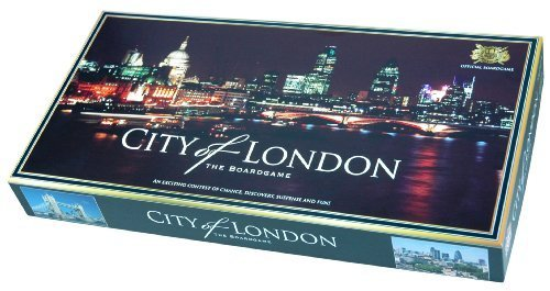 City of London Board Game by verde Board Games