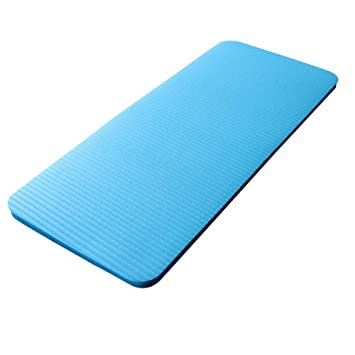 RCFRGVVEVCF Yoga Mat Fitness Rubber Non-Slip Surface ...