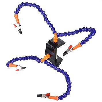 Estación de soldadura flexible de 4 brazos para RC FPV Racing ...