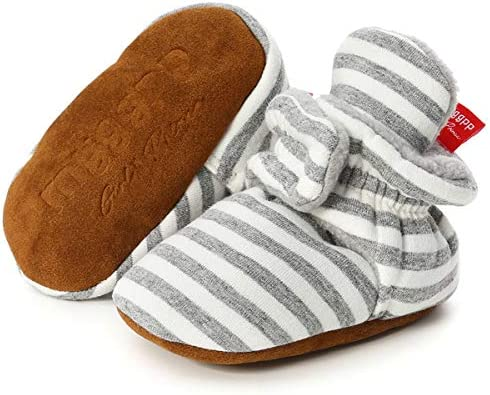 Tutoo Unisex Baby Newborn Slippers Walkers