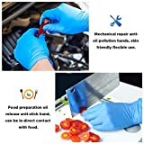 100pack Disposable Gloves in Latex